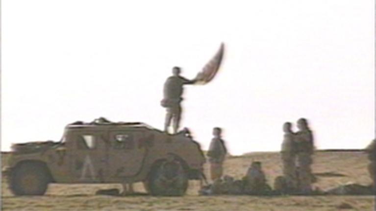 West Virginians in War: West Virginians in War Part XI: War in the Persian Gulf