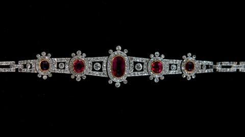 S24 E17: Appraisal: Ruby & Diamond Bracelet, ca. 1895