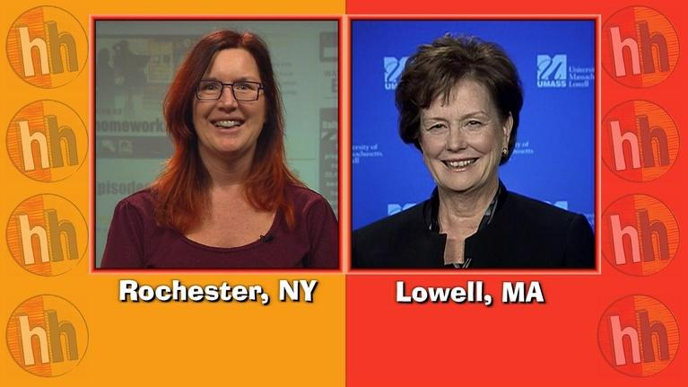 WXXI Education: Higher Ed Career as Chancellor: WXXI American Grad Champions