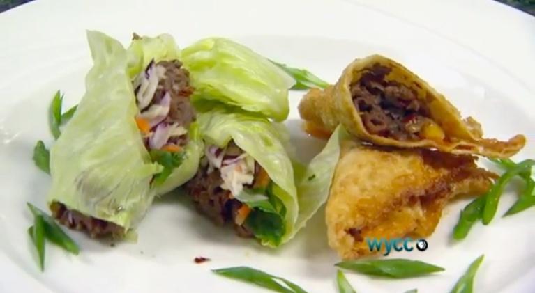 Food on the Go!: Bulgogi Lettuce Wraps