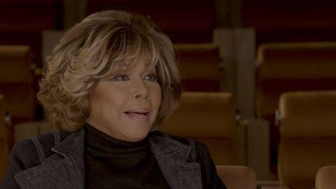 """American Masters -- Diahann Carroll talks race and makeup while filming """"Julia"""""""
