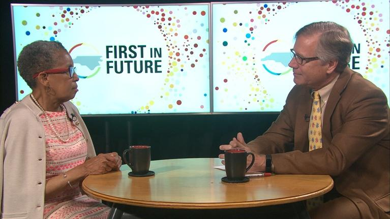 First in Future: First in Future: Andrea Harris