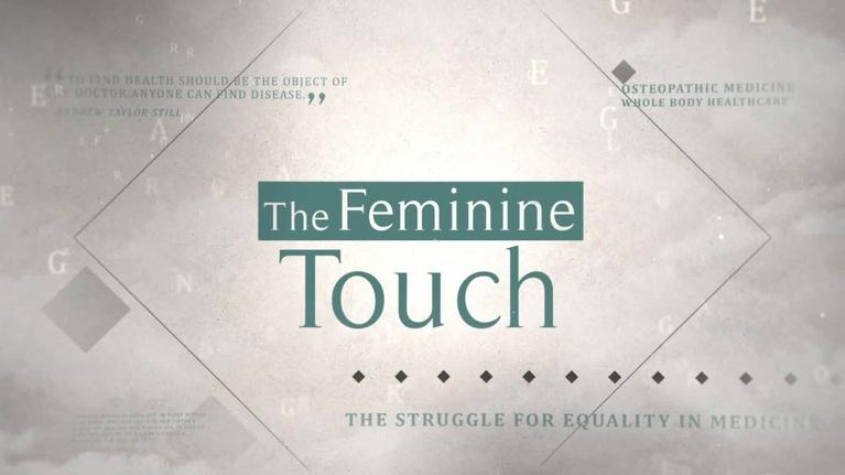 WEDU Documentaries: The Feminine Touch