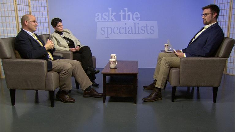 Ask The Specialists: Ask the Physical Therapist