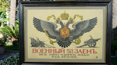 1916 Russian WWI Loan Poster