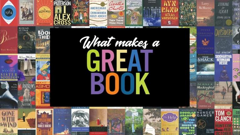 WLIW21 Specials: What Makes a Great Book