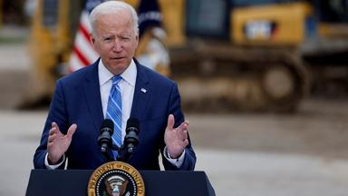 Why Biden pitched infrastructure bill in Michigan