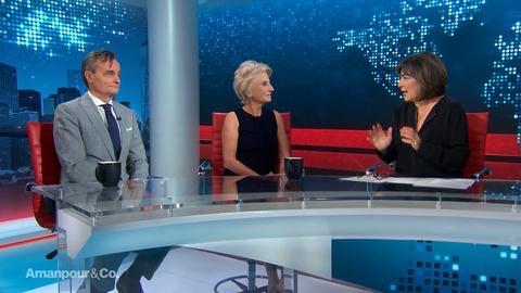 Amanpour and Company -- Jane Harman & Gérard Araud on Calls for Trump's Impeachment