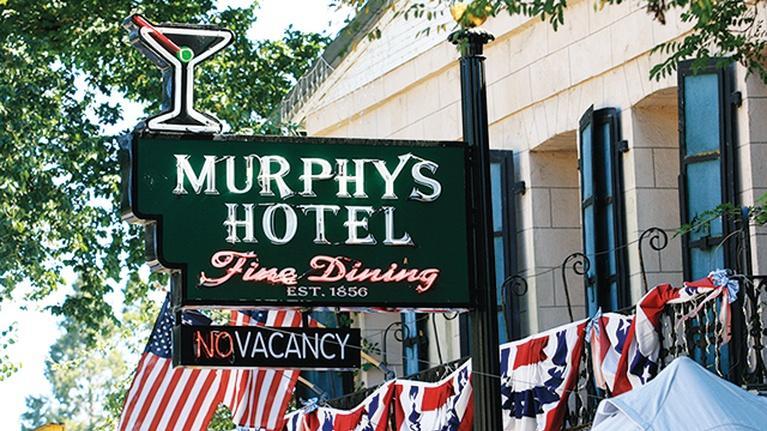ViewFinder: Walkin' California - Murphys