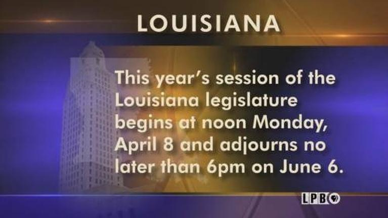 Louisiana: The State We're In: Louisiana: The State We're In - 3/15/2019