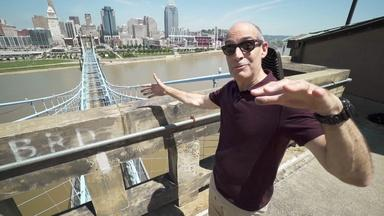 Web Extra: A View from the Top of the Roebling Bridge