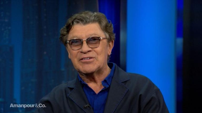 Amanpour and Company: Robbie Robertson Reflects on His Legendary Rock Career