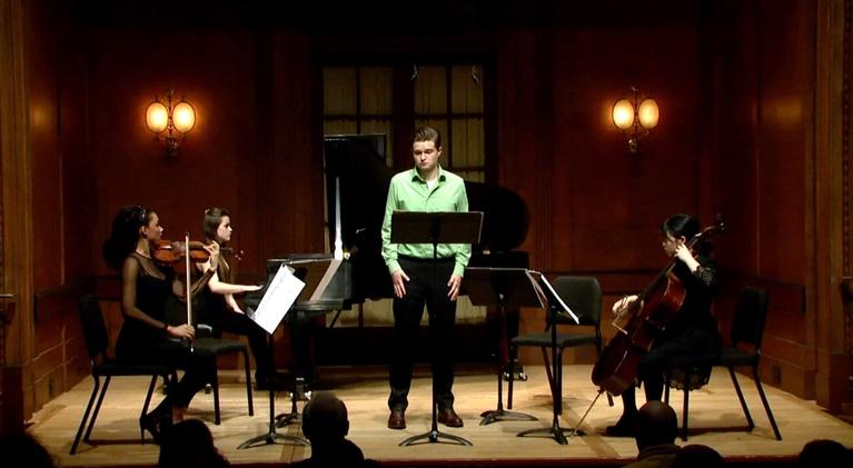 On Stage at Curtis: Chamber Music by Curtis Student Composers