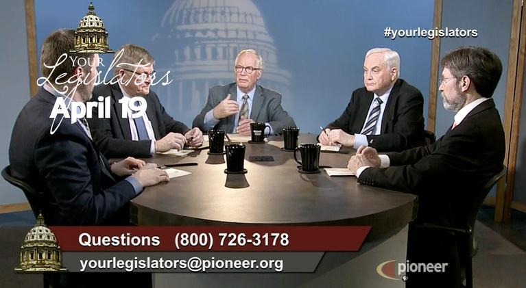 Your Legislators: April 19