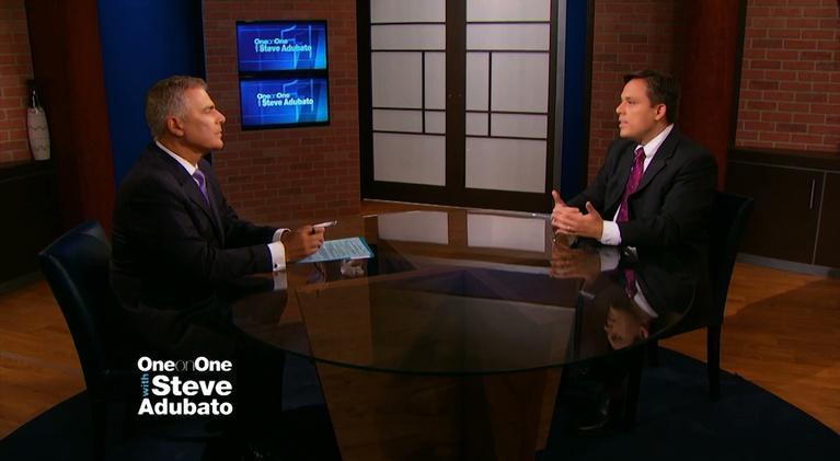 One-on-One: Carlos Lejnieks; Barbara Heisler; Dr. Tracy Scheller