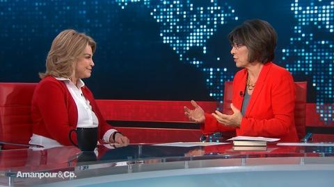 "Amanpour and Company -- Pat Mitchell Discusses ""Becoming a Dangerous Woman"""