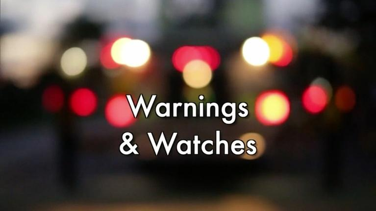 Ready Tennessee: Warnings & Watches