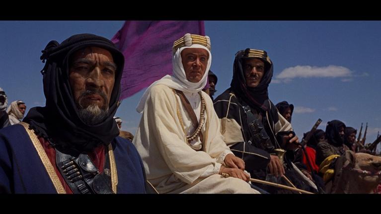 SATURDAY NIGHT CINEMA: Lawrence of Arabia WEB EXTRA
