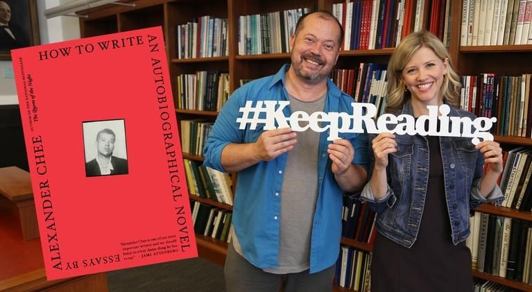 A Word on Words   NPT: Alexander Chee   A Word on Words   NPT