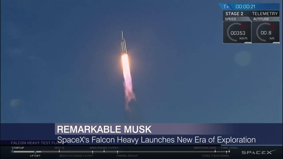 SpaceX: A New Era of Commercial Space Exploration? image