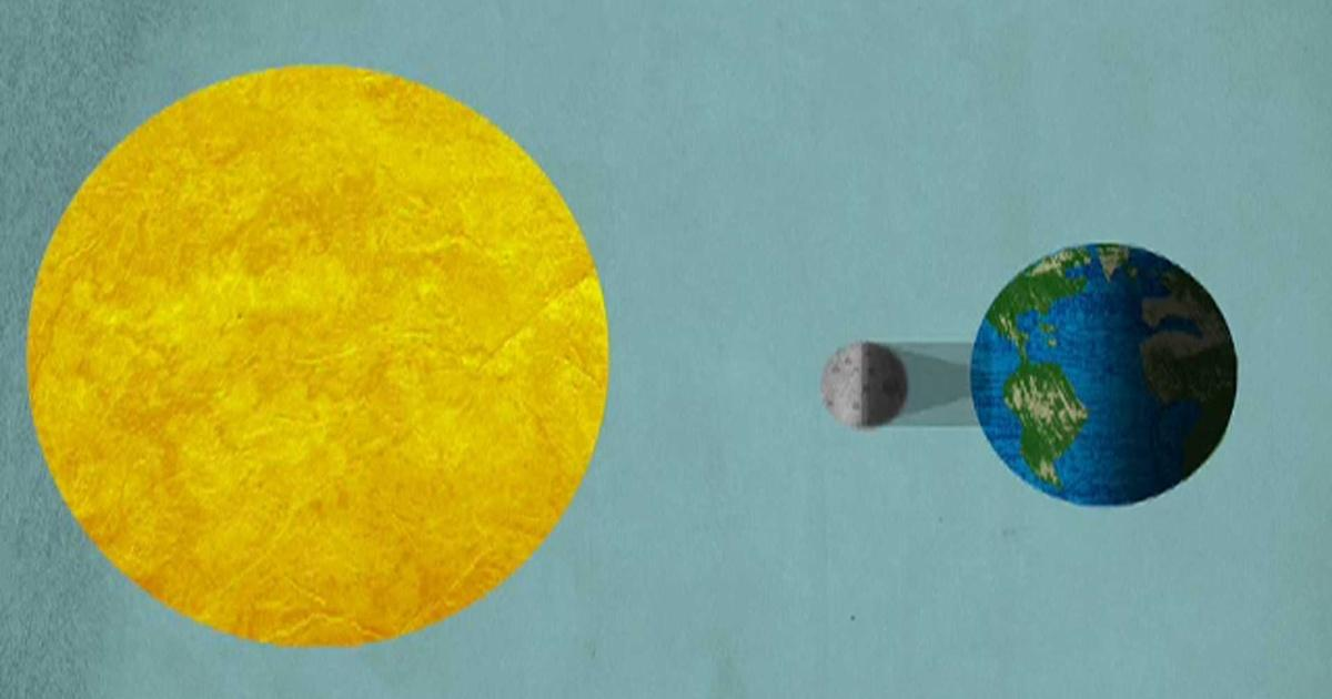 Solar Eclipse Sciense Video Pbs Kids