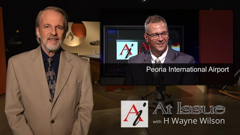 At Issue: S31 E11: Peoria International Airport