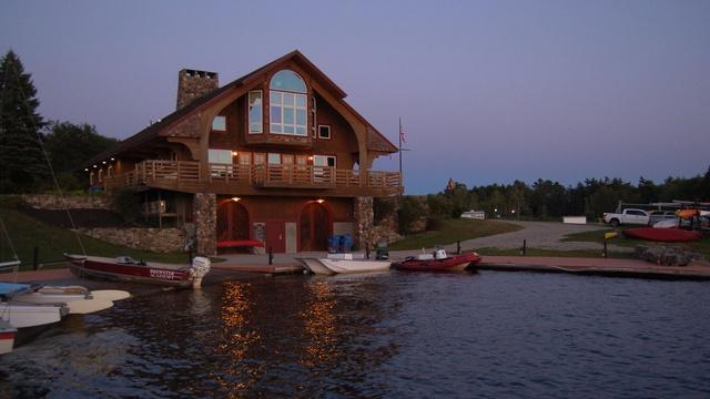 Wolfeboro   Pinckney Boathouse