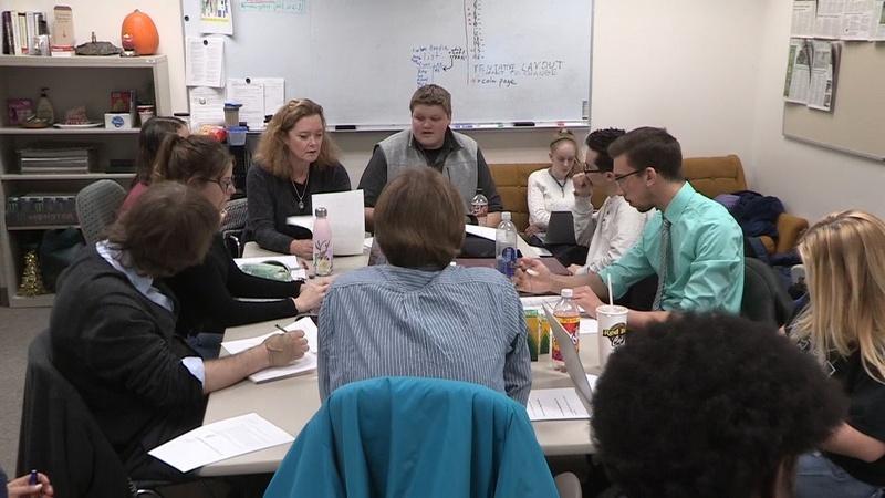 Experts in the Classroom; Delta Collegiate; Q-90.1 FM