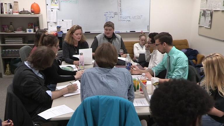 Dateline Delta: Experts in the Classroom; Delta Collegiate; Q-90.1 FM
