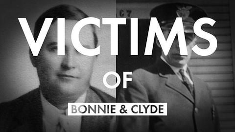 Victims of Bonnie and Clyde
