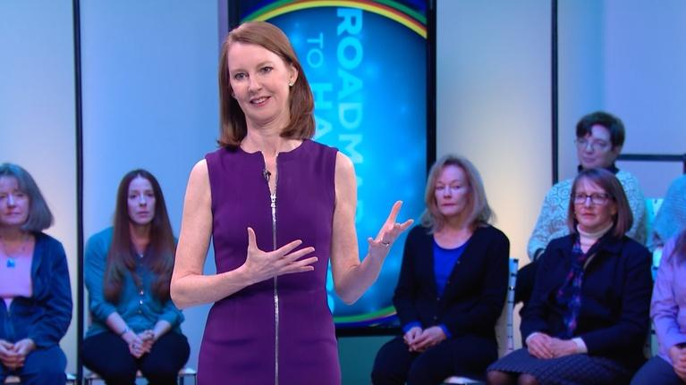 Roadmap To Happiness with Gretchen Rubin: The Real Reason Gretchen Started The Happiness Project