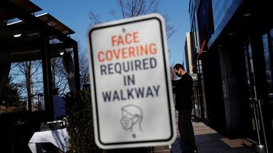 Is the CDC guidance easing mask requirements premature?