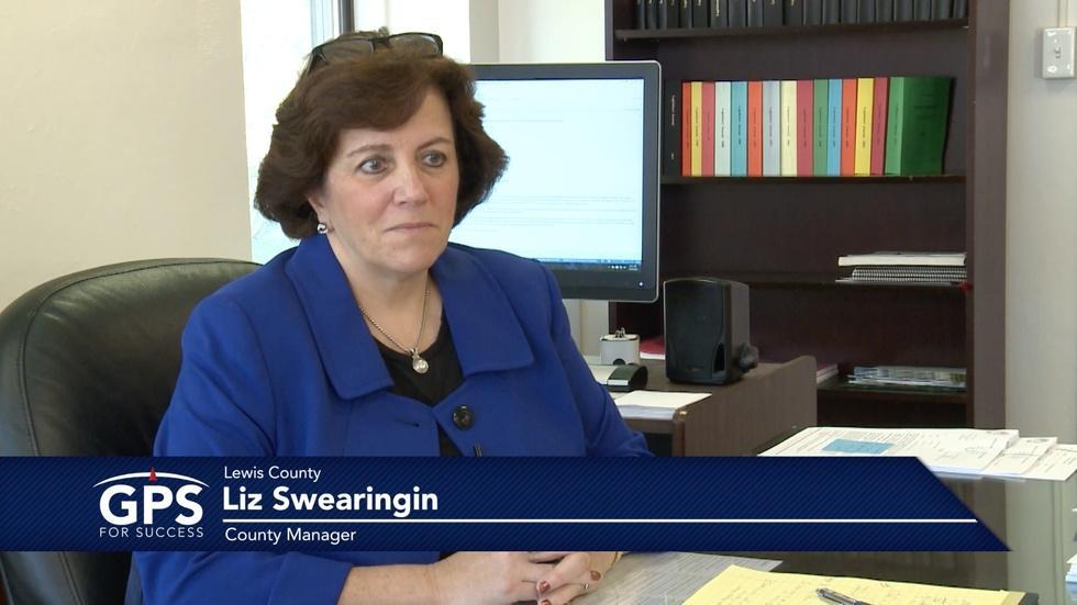 Liz Swearingin Extended Interview image