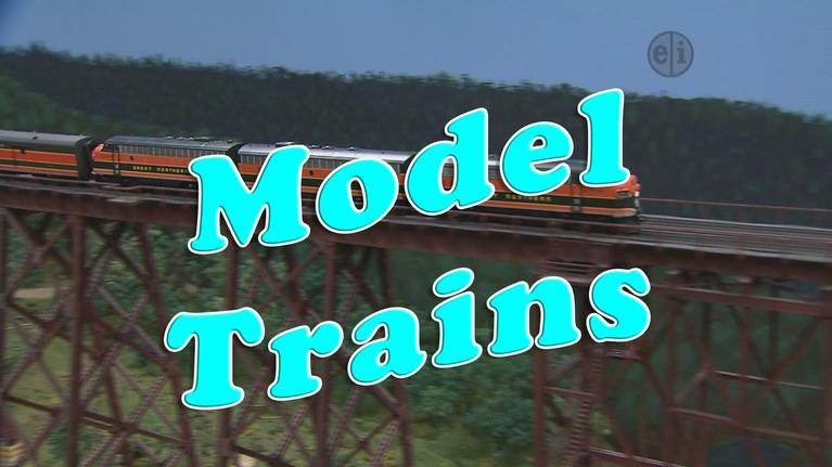 KIDS Clubhouse Adventures: Model Trains