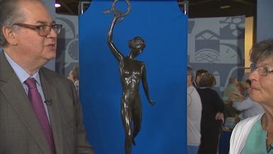 "Appraisal: Janet Scudder ""Victory"" Bronze, ca. 1915"