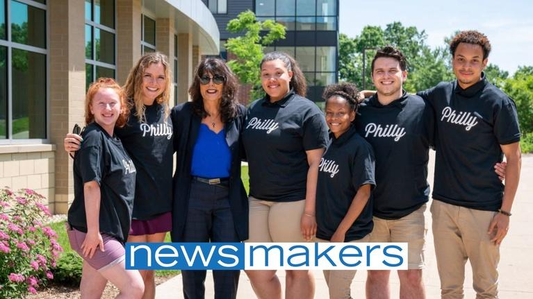 NewsMakers: Dr. Philomena V. Mantella: President of Grand Valley State