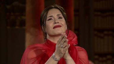 """Sonya Yoncheva Sings """"Hymne à l'amour."""""""