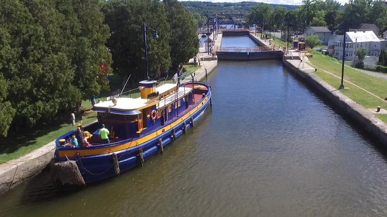 Erie: The Canal That Made America: Religion Along the Erie Canal