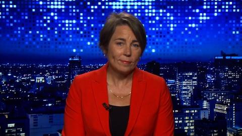 Amanpour and Company -- MA Attorney General on Threats of Voter Suppression
