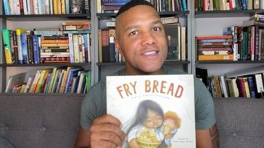 FRY BREAD - English Captions