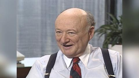 Gone But Not Forgotten: Ed Koch Part 1