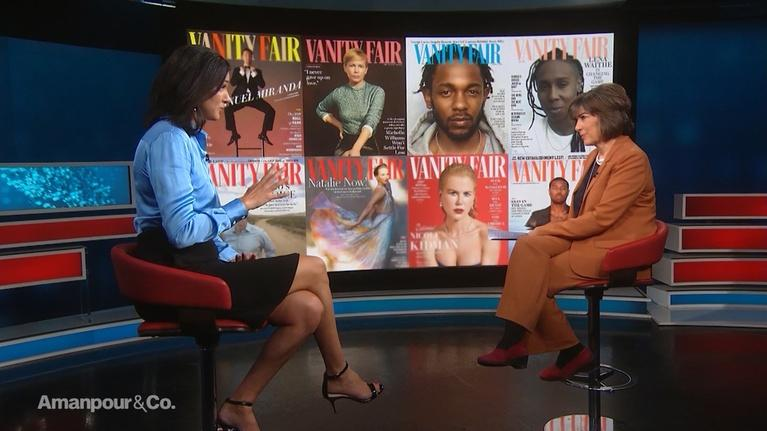 Amanpour and Company: Radhika Jones, Editor-in-Chief of Vanity Fair