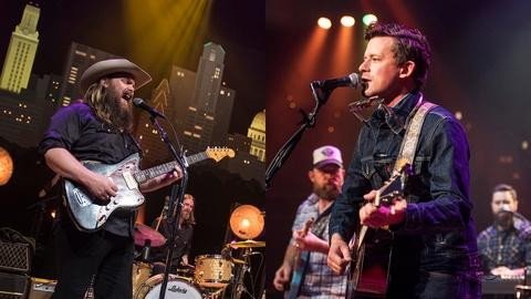 Austin City Limits -- Chris Stapleton / Turnpike Troubadours