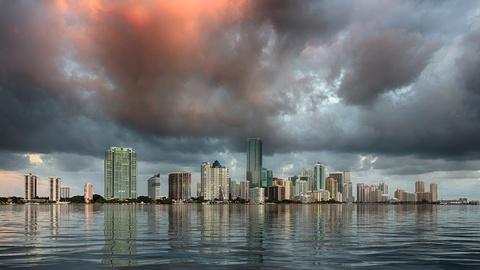 Sinking Cities: Miami