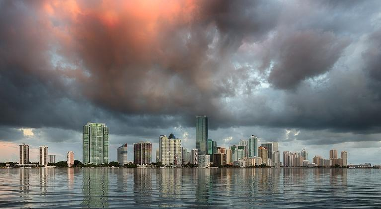 Sinking Cities: Sinking Cities: Miami