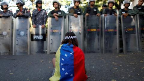 Special Report: Venezuela Up Close