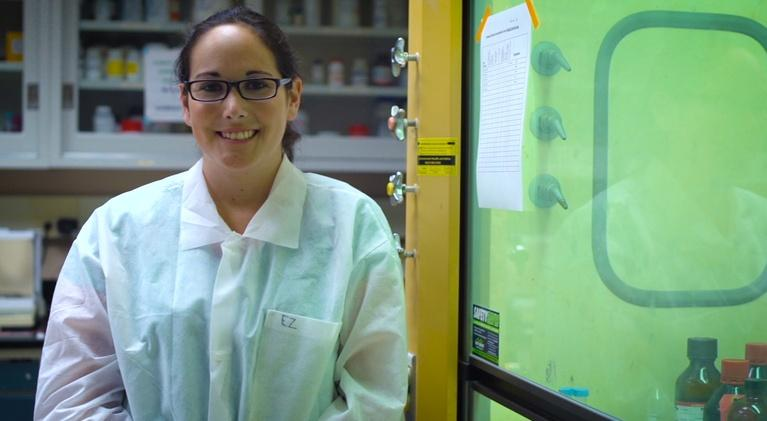 Women in Science Profiles: Elena Zavala