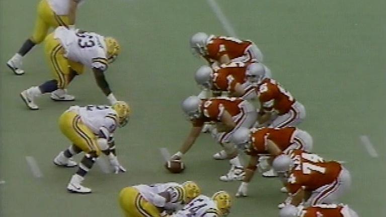 Ohio State Football Classics: 1988: Ohio State vs. LSU