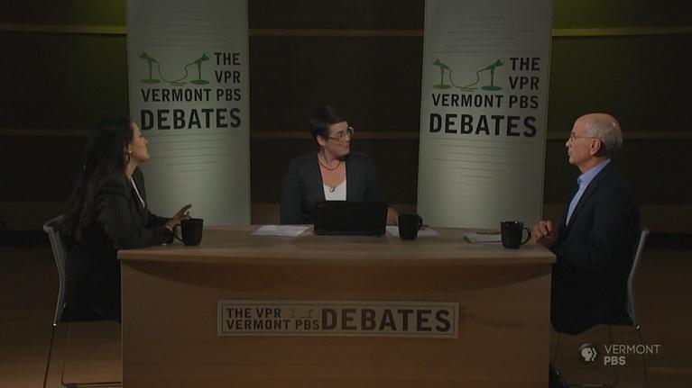 Vermont PBS Specials: U.S. House Debate 2018