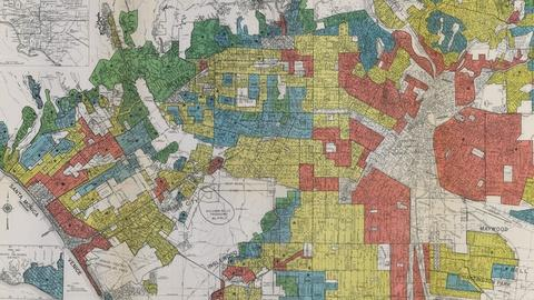 Lost L.A. -- Coded Geographies